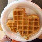 Texas waffles :)