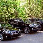 Fleet of Lexus Vehicles