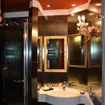 Bathroom of Hotel Campo De' Fiori