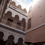 MonRiad - The internal atrium