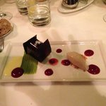 Pastry chef Eric Lessard's gourmandise!