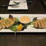 Calamari appetizer - amazing!!!