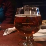 Kentucky bourbon ale