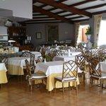 Apartamentos Fariones  Dining Area