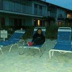 Es nuestra primera vez, en Anna maria island, y en este hotel es maravilloso , se los recomiendo