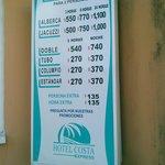 Hotel Costa Express