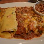 the four enchiladas