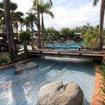 Fiji, Outrigger Resort 2013