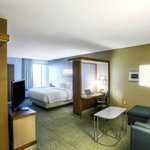 Photo de SpringHill Suites by Marriott Bellingham