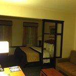 Hotel room 227