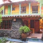 Hosteria Rumichaca Foto