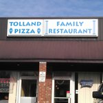 Tolland Family Restaurant and Pizza in Tolland Connecticut