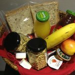 Kryal Castle FREE Breakfast Hamper