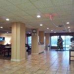 Lobby - Food area