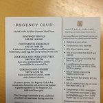 Regency Lounge + Diamond Benefits