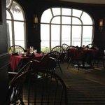 Historic/Main Bldg. - Restaurant view of beach