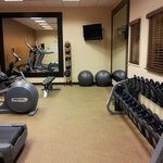 Gym - exercise room