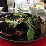 Mussels - main dish