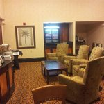 Concierge Lounge access for top two floors