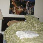 Garden Suite master bedroom