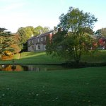 morning view of Farlam Hall