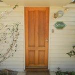 Front door to the Studio