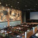 Restaurant Interior - Stage for performances