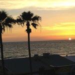 © www.FloridaDream.at | AMI Sonnenuntergang von der Bridge-Street-Bistro-Terrasse