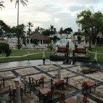 View from Tupai Bar