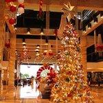Lobby for Christmas