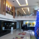 4 points Sheraton, Ahm- lobby