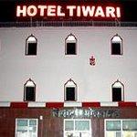 Hotel Tiwari - Front View
