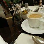Breakfast Coffee/Condiments