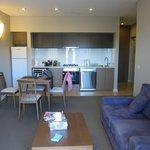 lounge/kitchen @ apt 227