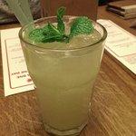 Hausgemachte Ingwer Limonade