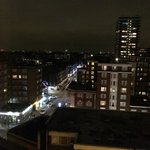 View from room 812 - Edgware road