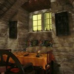 Cosy and tranquil restaurant Chakra