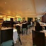 Frangapini restaurant Trident