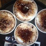 Hot chocolates!!!