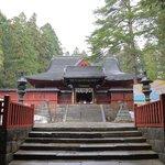 中門と拝殿