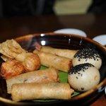 Fried Dim Sum Platter