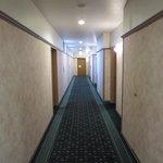 4階の廊下