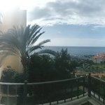 180 degree balcony view room 105. Superior Sea View?
