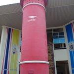 World's largest mailbox