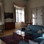 Max Reinhardt Suite Living Room