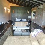 Luxury graden suite