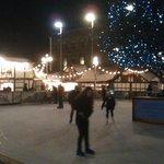 Nice rink, but blunt skates