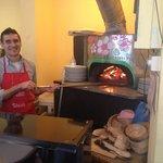 pizza maestro roberto from toscana