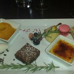 dessert trés gourmant