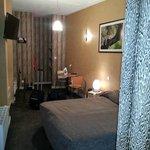 Chambre et sa décoration